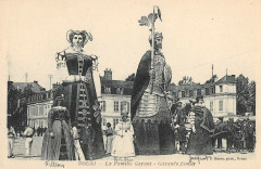 Douai La Famille Gayant - Douai