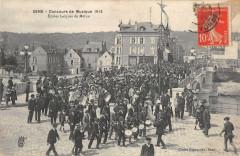 Sens Concours De Musique 1913 Ecoles Laiques De Melun - Sens