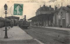 Saint Sulpice Lauriere La Gare (Train - Laurière