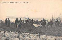 Lavaur Aviation Gibert Le 9 Avril 1911 - Lavaur