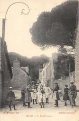Lessay La Rue Duhamel - Lessay