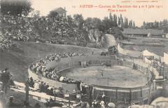 Autun Courses De Taureaux 1911 Mise A Mort - Autun