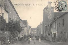 Sennecey Le Grand Rue De Saint Julien - Sennecey-le-Grand