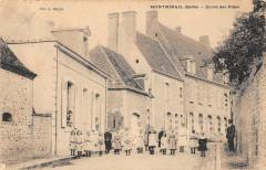 Montmirail Ecole Des Filles - Montmirail