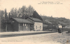 Marcon Vouvray La Gare - Marçon