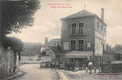 Ambleville Hotel Du Bon Coin - Ambleville