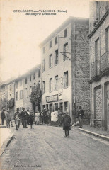 Saint Clement Sur Valsonne Boulangerie Denontoux - Valsonne