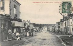 Saint Evroult N.d.du Bois Route De Gace - Gacé