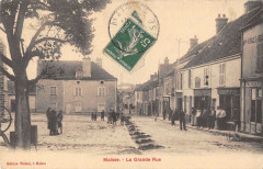 Maisse La Grande Rue - Maisse