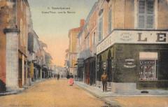 Casteljaloux Grand Rue Vers La Mairie - Casteljaloux