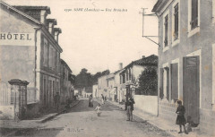 Sore Rue Broustra - Sore
