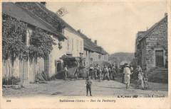 Sellieres Rue Du Faubourg - Sellières