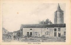Sivry Rue De L'Eglise - Sivry