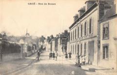 Gace Rue De Rouen - Gacé
