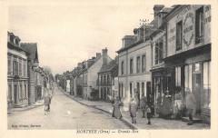 Mortree Grande Rue - Mortrée