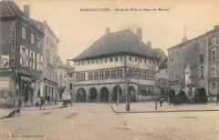 Rambervillers Hotel De Ville Place Du Marche - Rambervillers