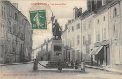 Neufchateau Place Jeanne D'Arc - Neufchâteau