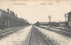 Delle La Gare - Delle