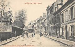 Gace Rue Saint Jacques - Gacé