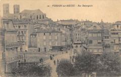 Verdun Rue Beaurepaire - Verdun