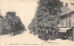 Le Boulevard de la Rochelle - Bar-le-Duc