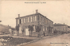 Passavant En Argonne La Mairie - Passavant-en-Argonne