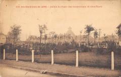 Cite Des Cheminots De Lens Jardin Du Foyer Des Mecaniciens Et Chauffeurs - Lens