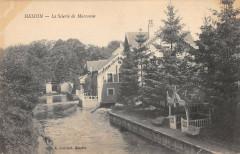 Hesdin La Scierie De Marconne - Hesdin