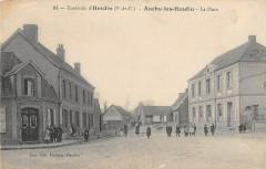 Auchy Les Hesdin La Place - Hesdin
