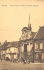 Lillers Chapelle Notre Dame Misericorde - Lillers