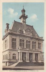 Calonne Ricouart L'Hotel De Ville - Calonne-Ricouart