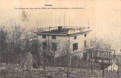 Le Chalet La Terrasse Est Une Toiture Andernach Anvin - Anvin