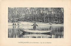 Casteljaloux Lac De La Pinderese - Casteljaloux