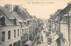 Saint Pol Rue D'Hesdin - Hesdin