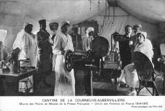 Cantine De La Courneuve Aubervilliers Ouevrblesses De La Presse - Aubervilliers