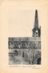 Mirepoix Eglise Saint Maurice - Mirepoix