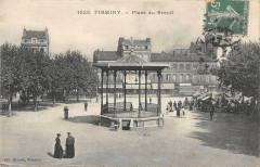 Firminy Place Du Breuil - Firminy