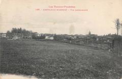 Castelnau Magnoac Vue Panoramique - Castelnau-Magnoac
