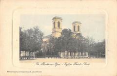 La Roche Sur Yon EgliseSaint-Louis - La Roche-sur-Yon