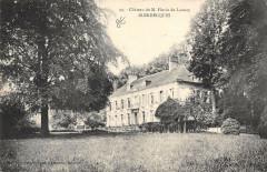 Chateau De M.florin De Launay Blendecques - Blendecques