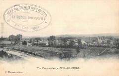 Vue Panoramique De Willencourt - Willencourt