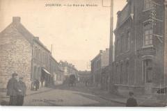 Oignies La Rue Du Moulin - Oignies