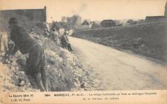 Maroeuil Le Village Qui Est Bomarde - Maroeuil