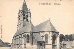 Courrieres L'Eglise - Courrières