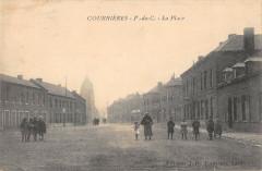 Courrieres La Place - Courrières