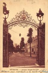 Bethune Avenue Rouget De L'Isle - Béthune