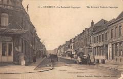Bethune Boulevard Degeorges (cliché pas courant - Béthune