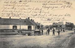 Barlin L'Abreuvoir Et La Place - Barlin