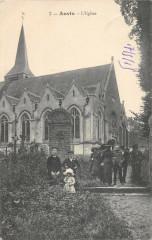 Anvin Eglise - Anvin
