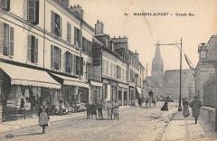 Maisons Alfort Grande Rue 94 Maisons-Alfort